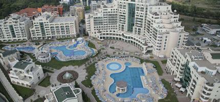 Θέρετρο Sunset Resort-Πομόριε Βουλγαρία