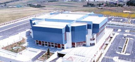 Κλειστό Γήπεδο Καλαθοσφαίρισης του ΠΑΟΚ-Θεσσαλονίκη