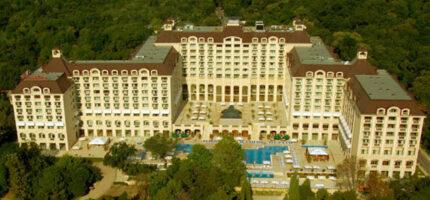 Ξενοδοχείο Melia Grand Hotel Hermitage-Θέρετρο Golden Sands-Βάρνα Βουλγαρία