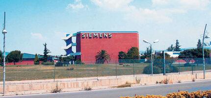 Βιομηχανική Μονάδα Siemens Τηλεβιομηχανική Α.Ε.-Θεσσαλονίκη