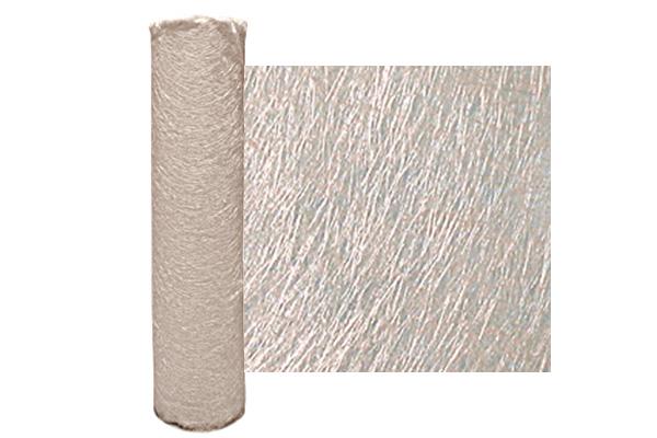 οπλισμός-μη υφαντό-πολύ μεμβράνη-μεγάλη παραμορφωσιμότητα για μεγάλες μετατοπίσεις σε αρμούς και ρηγματώσεις-Fiberglass Mat