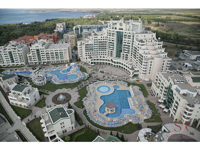 13.Sunset Resort-Pomorie Bulgaria