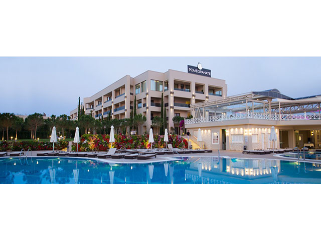 21.Pomegranate Spa Hotel-Kassandra Halkidiki