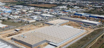 Logistics Center Aldi Hellas-Industrial Area of Thessaloniki