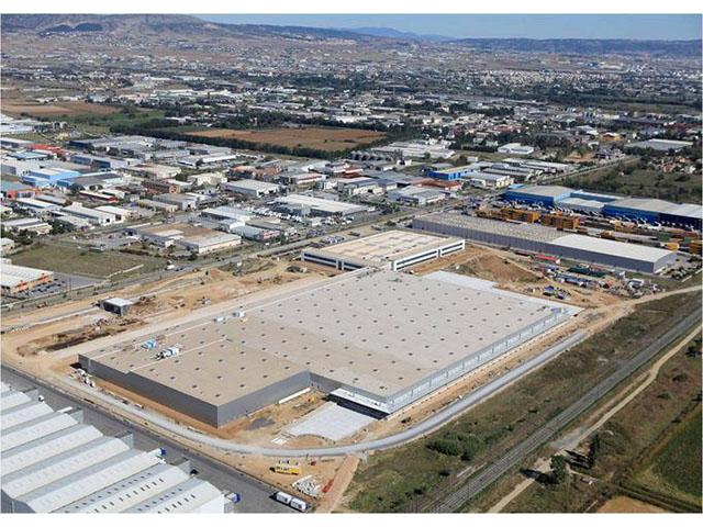 24.Logistics Center Aldi Hellas-Industrial Area of Thessaloniki