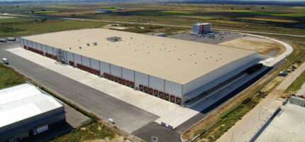 Logistics Center Plus Hellas-Industrial Area of Thessaloniki