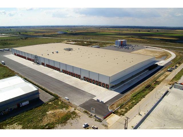 25.Logistics Center Plus Hellas-Industrial Area of Thessaloniki