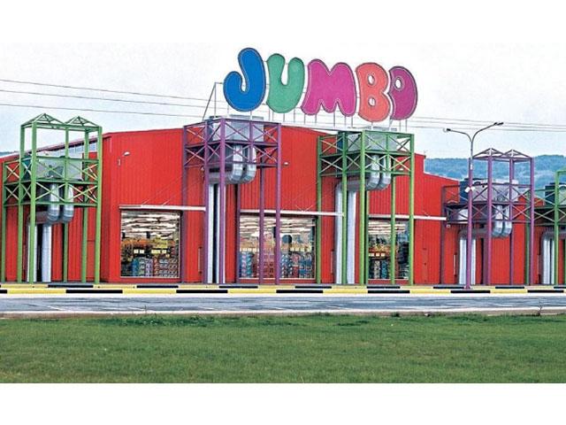 32.Jumbo Toy Stores-Alexandroupolis,Ioannina, Kavala,  Larissa, Island of Rhodes