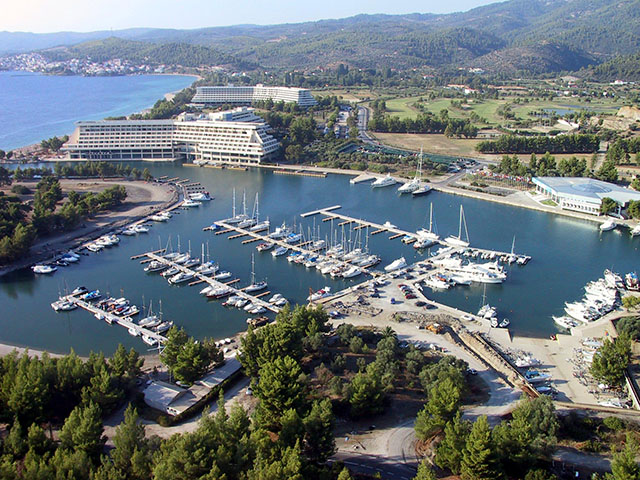 4.Porto Carras Grand Resort-Sithonia Halkidiki