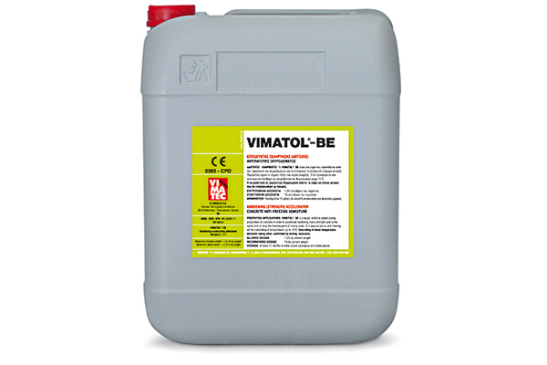 concrete hardening accelerator- vimatol be