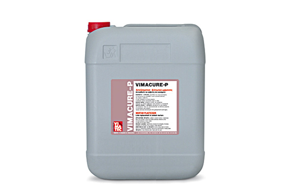 concrete improvers- curing- vimacure p
