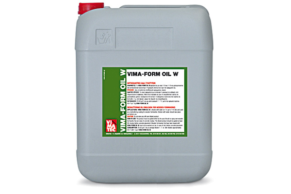 concrete improvers- deshuttering agent- vimaform oil w