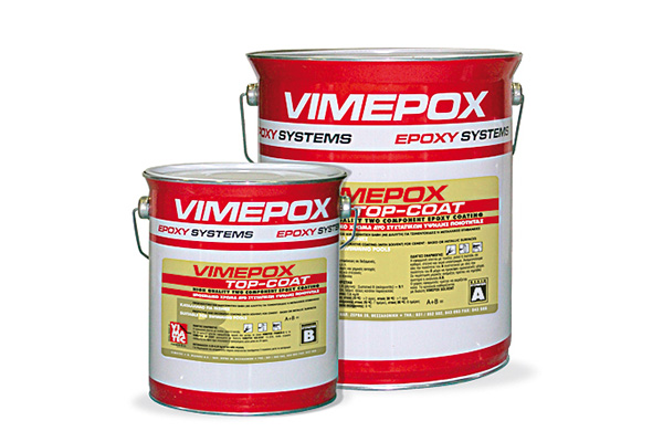 epoxy coating- vimepox top coat