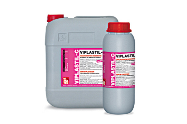 mortar plasticizer improvement transparent- viplastil c