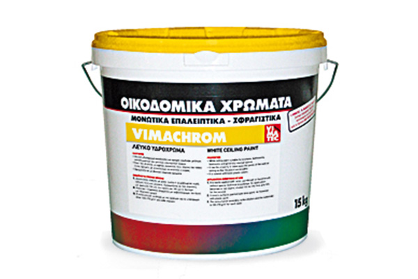 paints-professional-decorative paints-for indoor use-for kitchen,bathroom,bedroom,working spaces-for breathing surfaces-water diluted-vimachrom